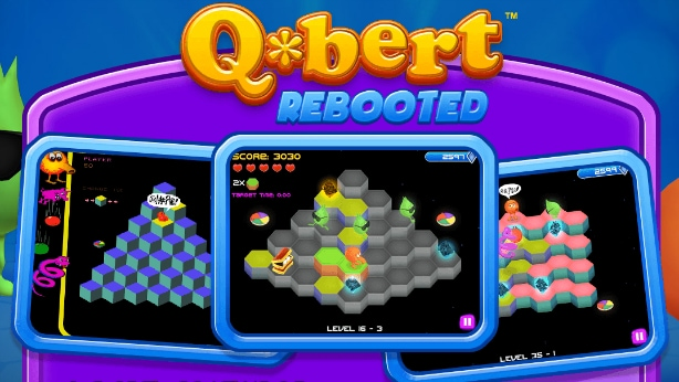 Qbert Rebooted Android