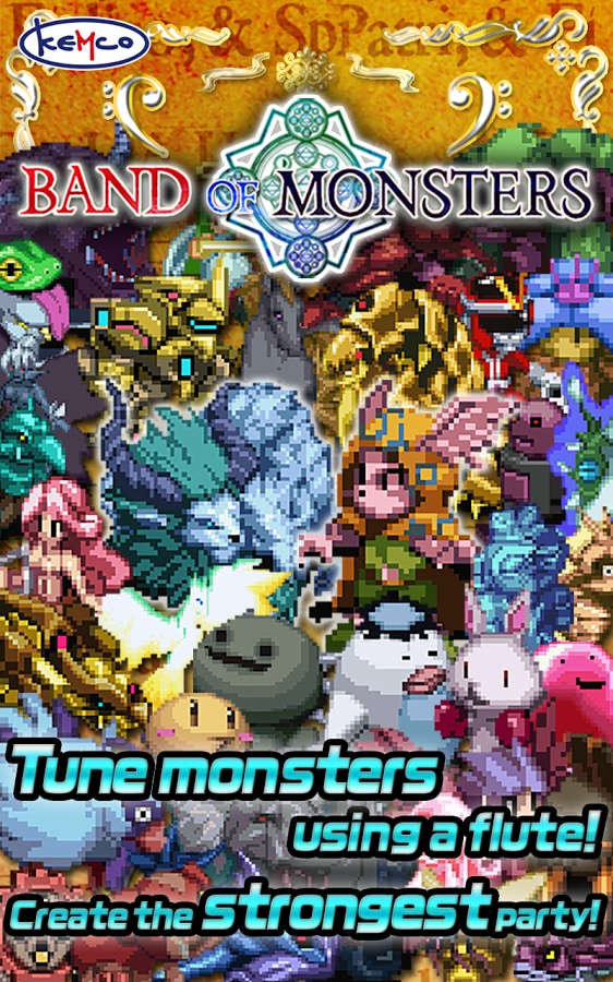 RPG Band of Monsters Android (1)