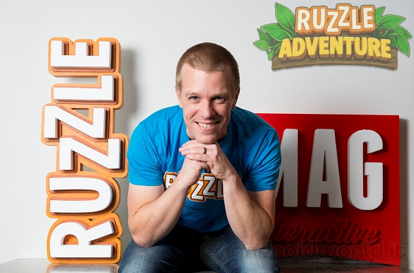 Ruzzle Adventure Intervista