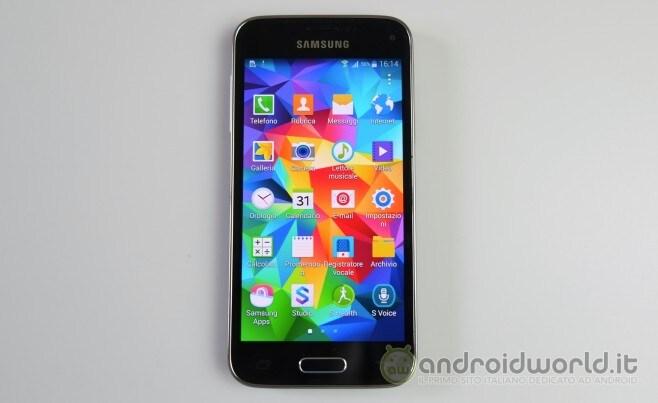 Samsung Galaxy S5 Mini 01