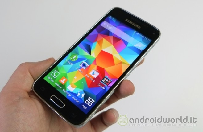 Samsung Galaxy S5 Mini 11