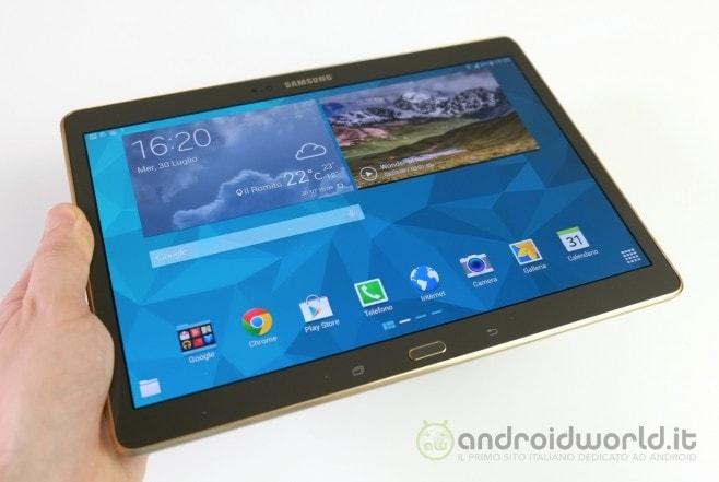 Samsung Galaxy Tab S 10.5 08