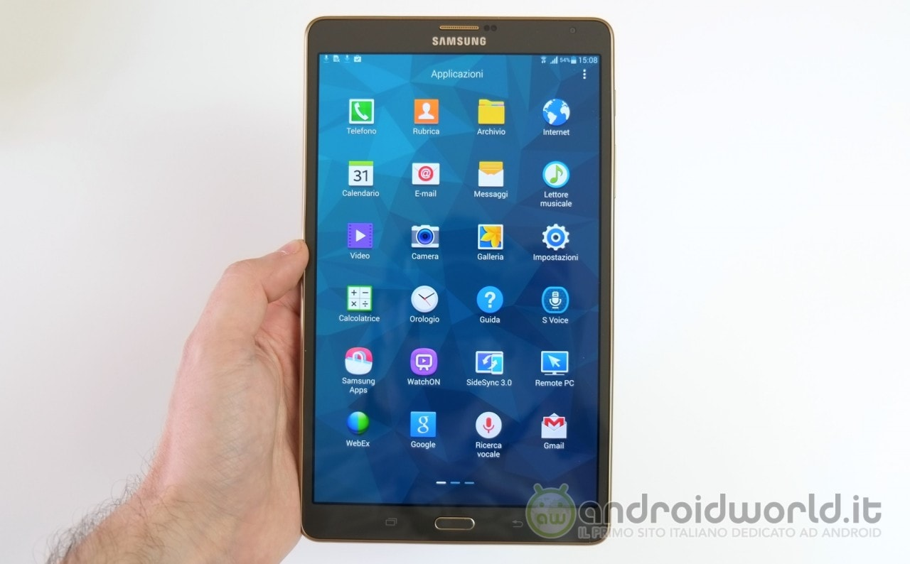 samsung galaxy tab s 8 4 sm t705 4g lte. Black Bedroom Furniture Sets. Home Design Ideas