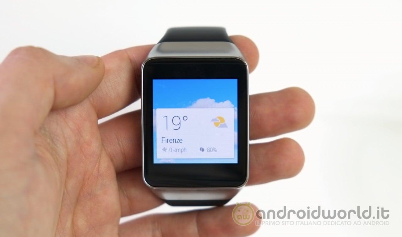 Android Wear riceve un aggiornamento minore, l'ultimo prima della versione 2.0? (foto)
