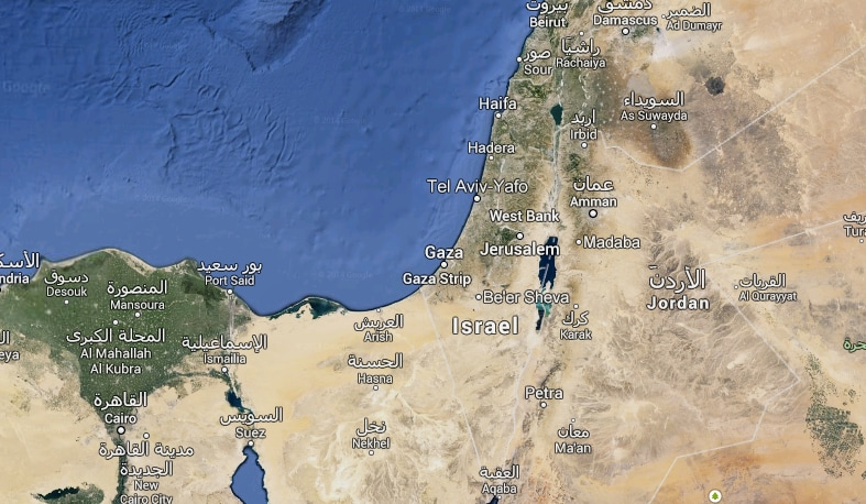 Yo è usata in Israele per avvertire di attacchi imminenti