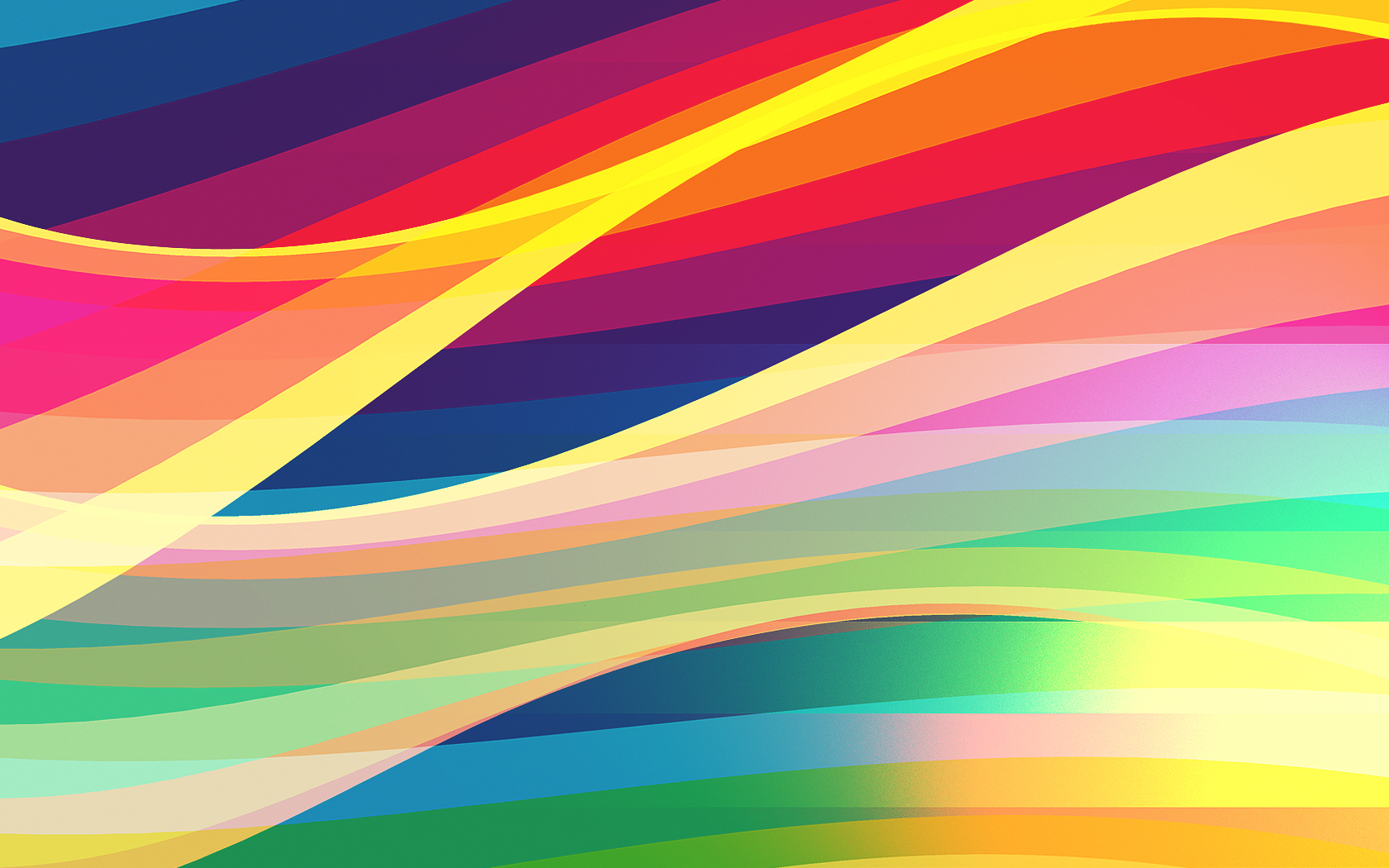 Awallpapers 14 Sfondi Molto Colorati Per Smartphone E