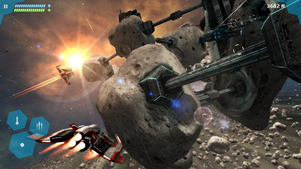 Star Horizon, un nuovo shooter Sci-Fi 3D arriva su Android (foto e video)