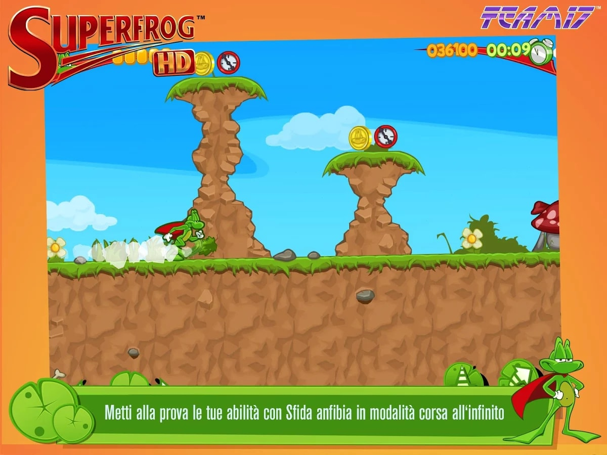 Superfrog HD Android (1)