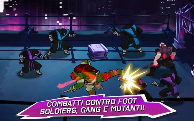 Tartarughe Ninja Android (4)