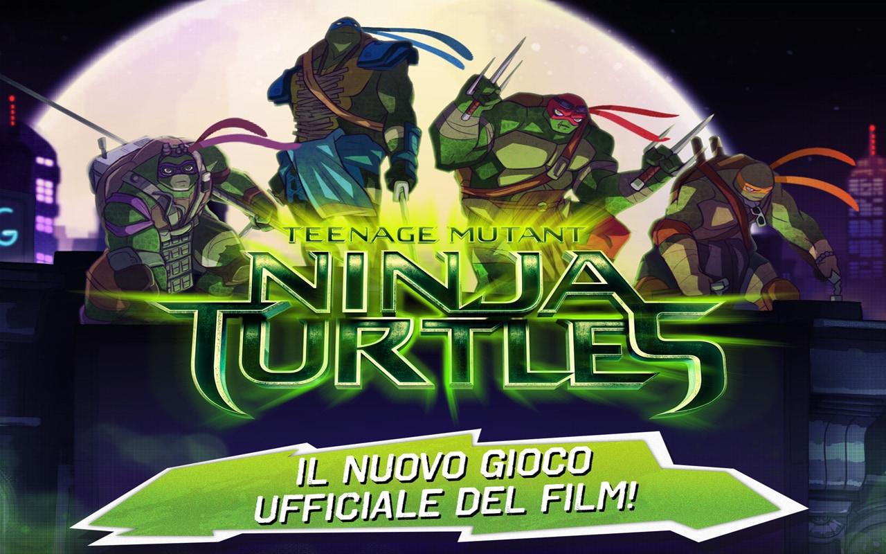 Tartarughe Ninja: arriva su Android il nuovo gioco ufficiale del film di Michael Bay (foto e video)