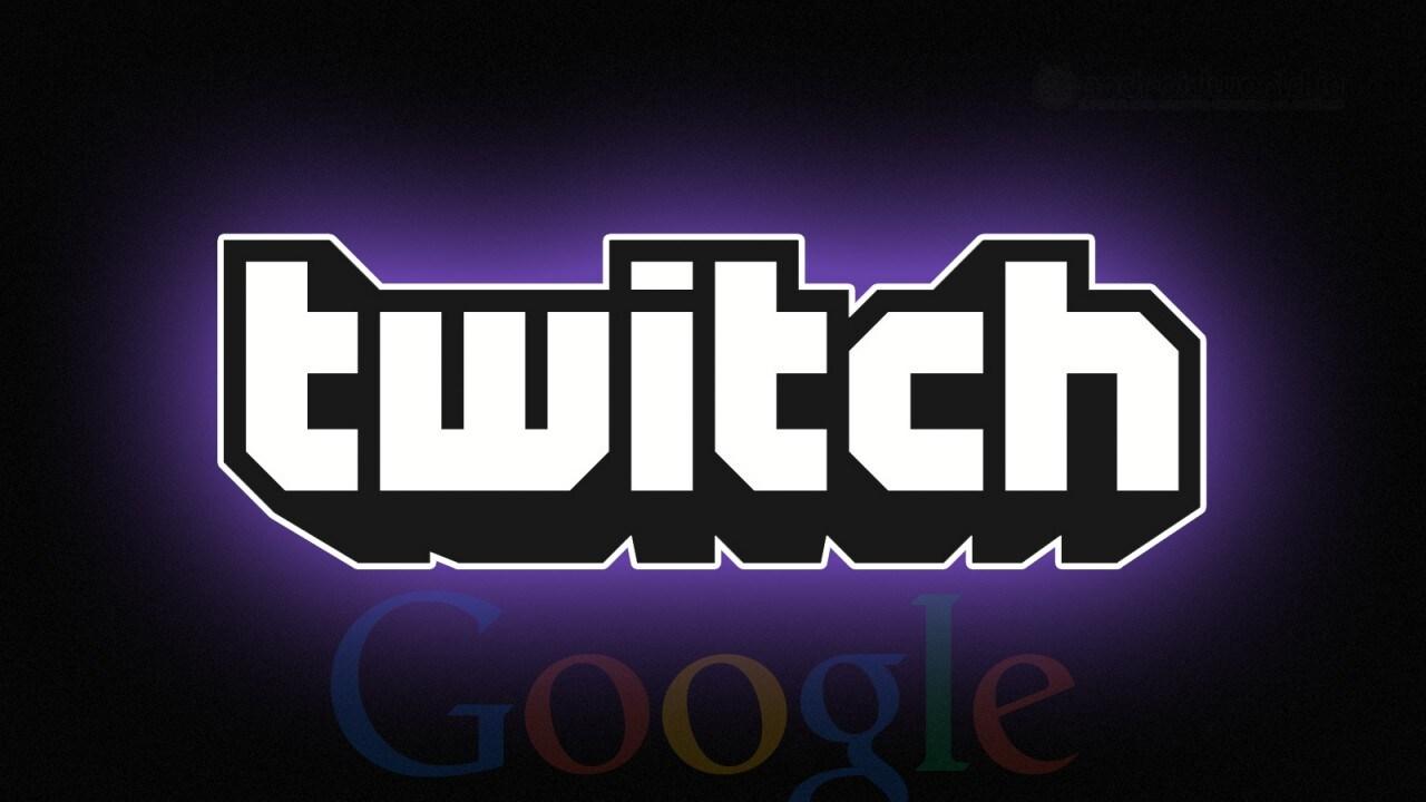 Twitch Google