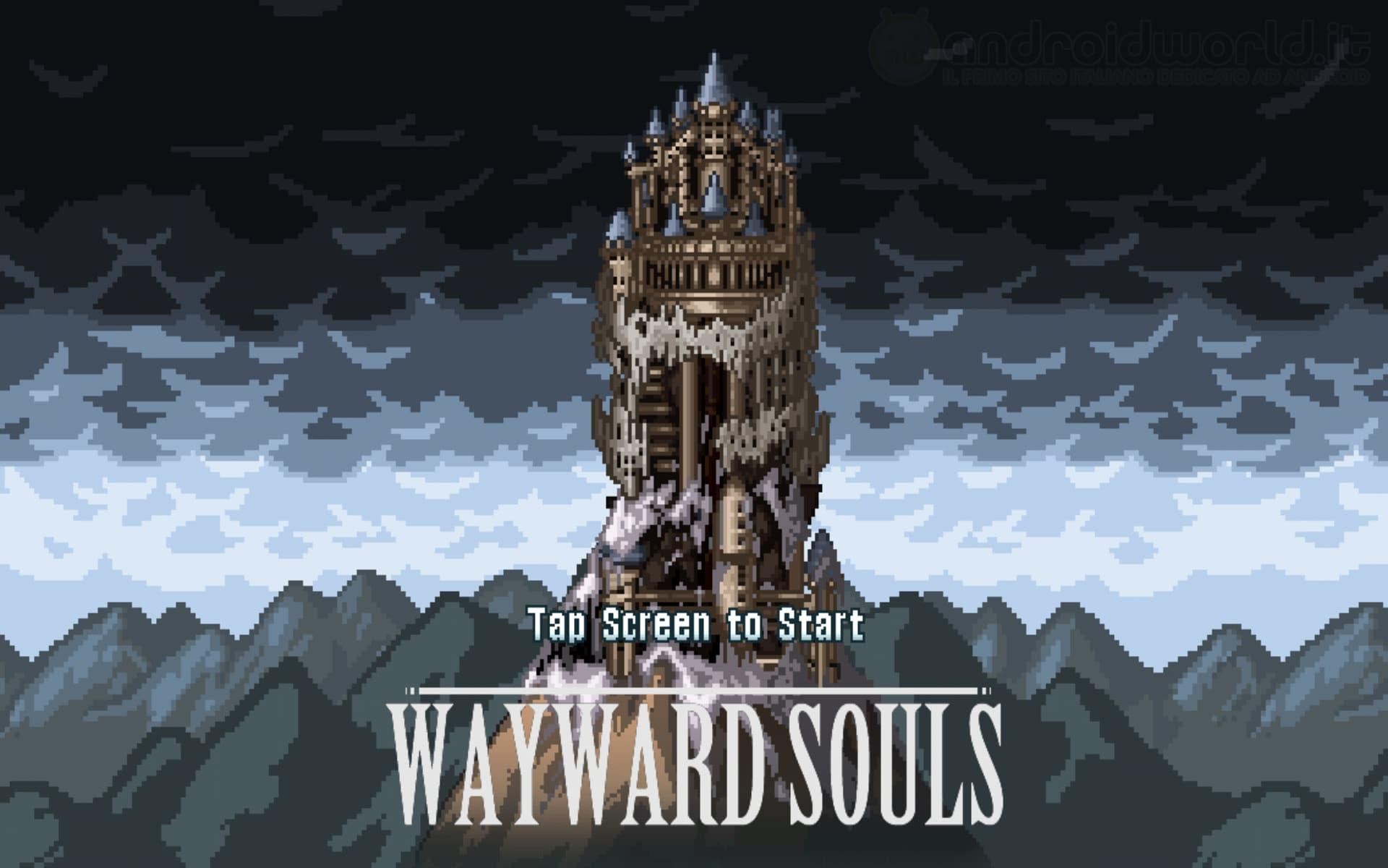 Wayward Souls Android Header