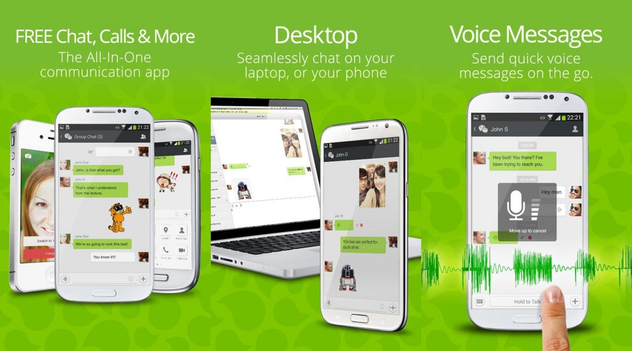 WeChat Final