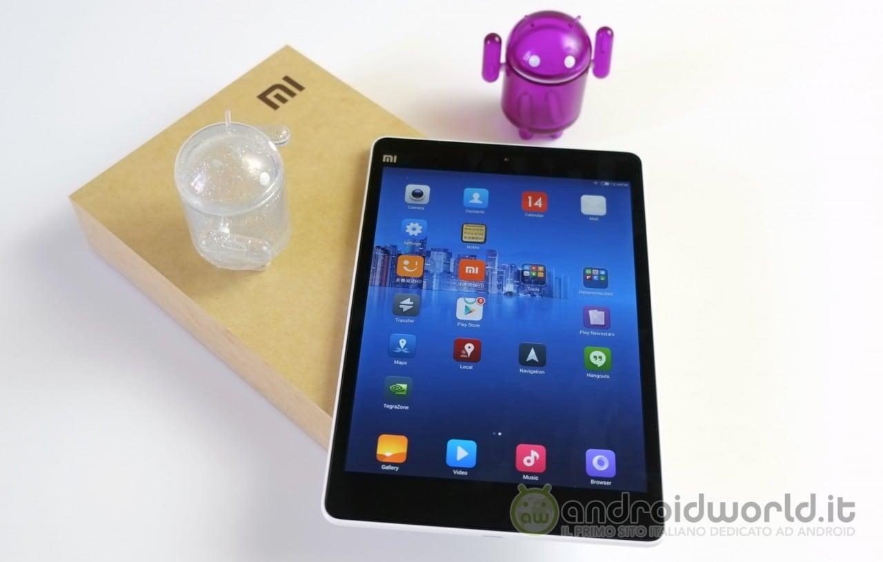 Xiaomi Mi Pad One a 64 bit sempre più vicino