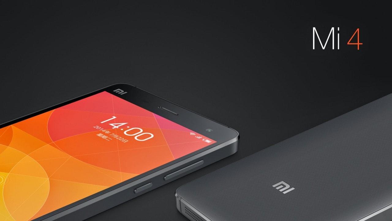 Xiaomi Mi4i sarà un Mi4 economico con Snapdragon 615