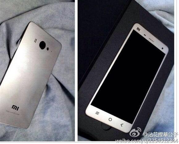 Xiaomi Mi4 ritratto in una nuova fotografia
