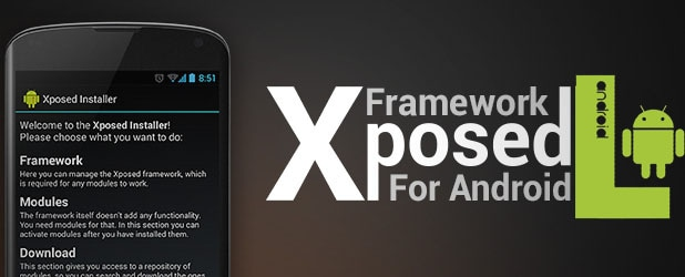 Xposed Android L