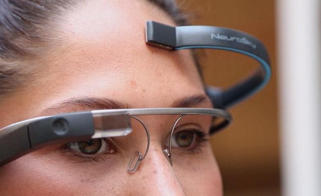 I Google Glass presto si controlleranno con la mente (o sarà forse il contrario?)