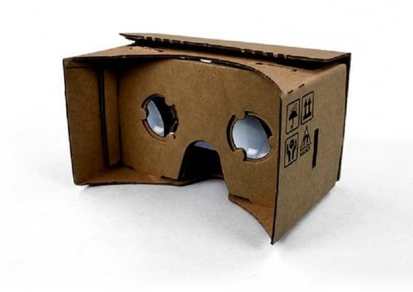 Un easter egg di Google Maps ci fa vedere gli edifici con Cardboard