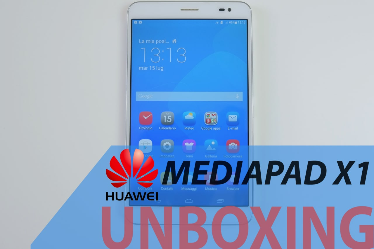 huawei_mediapad_x1_unboxing