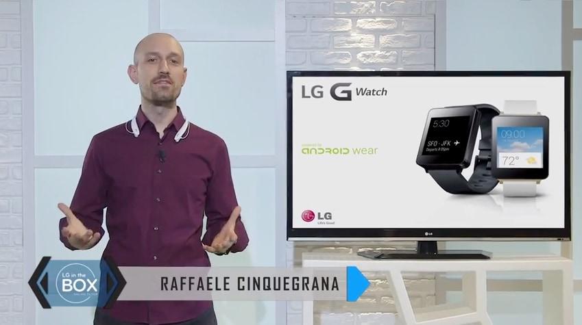 lg g watch cinquegrana