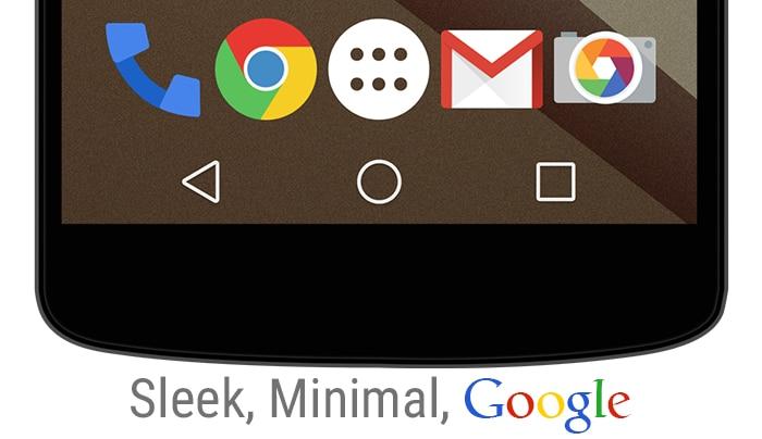 Icone gratuite in stile Android L: Moonshine (foto)