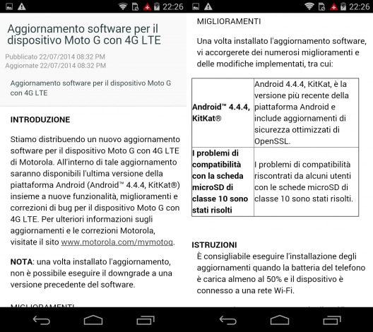 moto g lte android 4.4.4