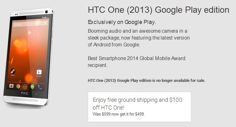 Sony Xperia Z Ultra, HTC One M7 ed LG G Pad 8.3 Google Play Edition ritirati: novità in arrivo?