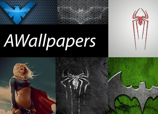 AWallpapers: 52 sfondi di supereroi che non vorreste perdere