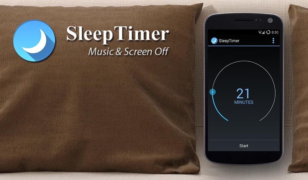 sleep timer head