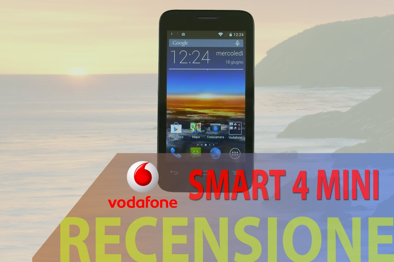 Vodafone Smart 4 Mini