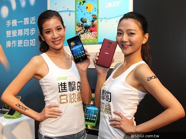 Iniziano da Taiwan le vendite di Acer Liquid X1, prossimamente anche in Europa (foto e video)
