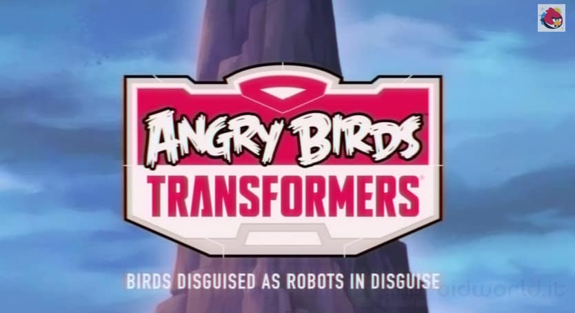 Angry Birds Transformers Animated Trailer