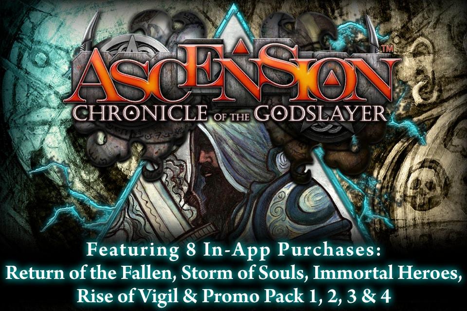 Ascension: il gioco di carte collezionabili fantasy arriva dopo tre anni anche su Android (foto e video)
