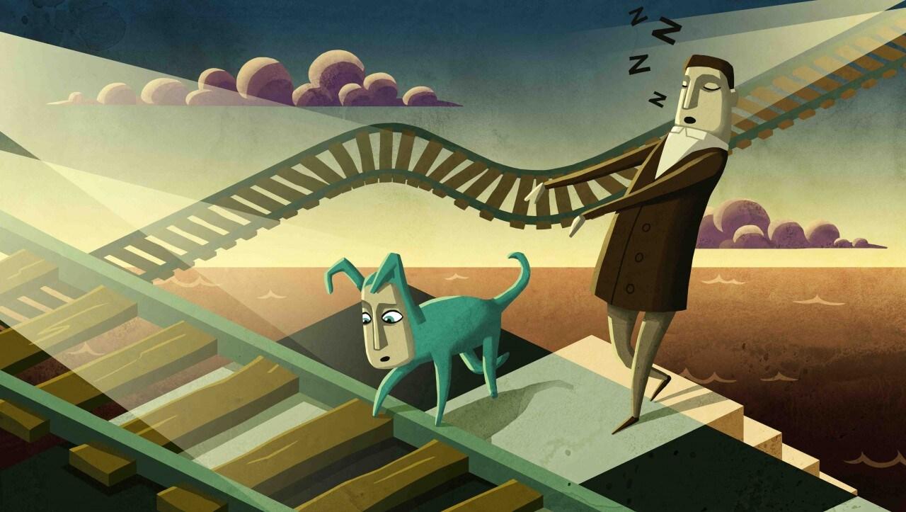 Il puzzle game dal sapore artistico Back to Bed approda sul Play Store (foto e video)