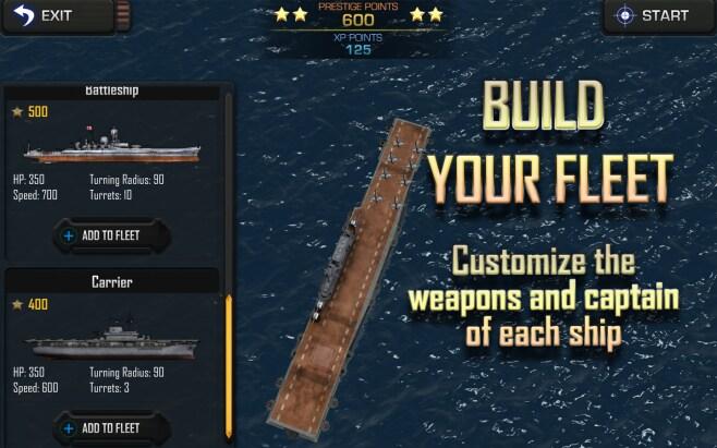 Battle Fleet 2 Android (1)