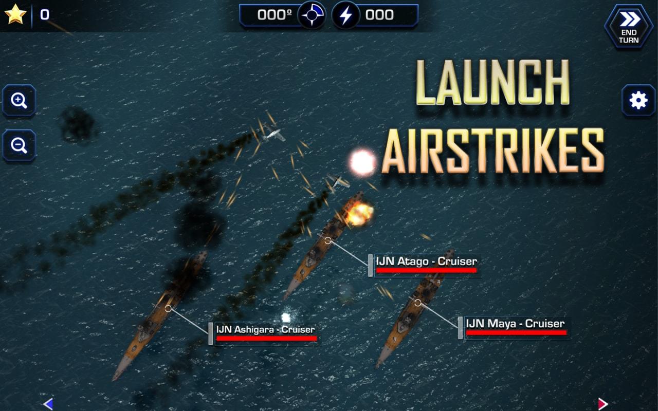 Battle Fleet 2 Android (3)