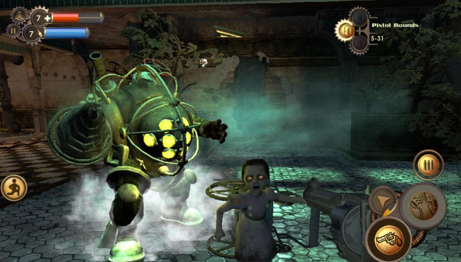 Bioshock arriverà in mobile, ma 2K Games non ha piani nell'immediato per il rilascio su Android (video)