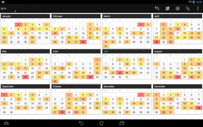 Biz Calendar 02