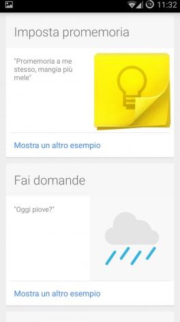 Cosa fa Google Now 1