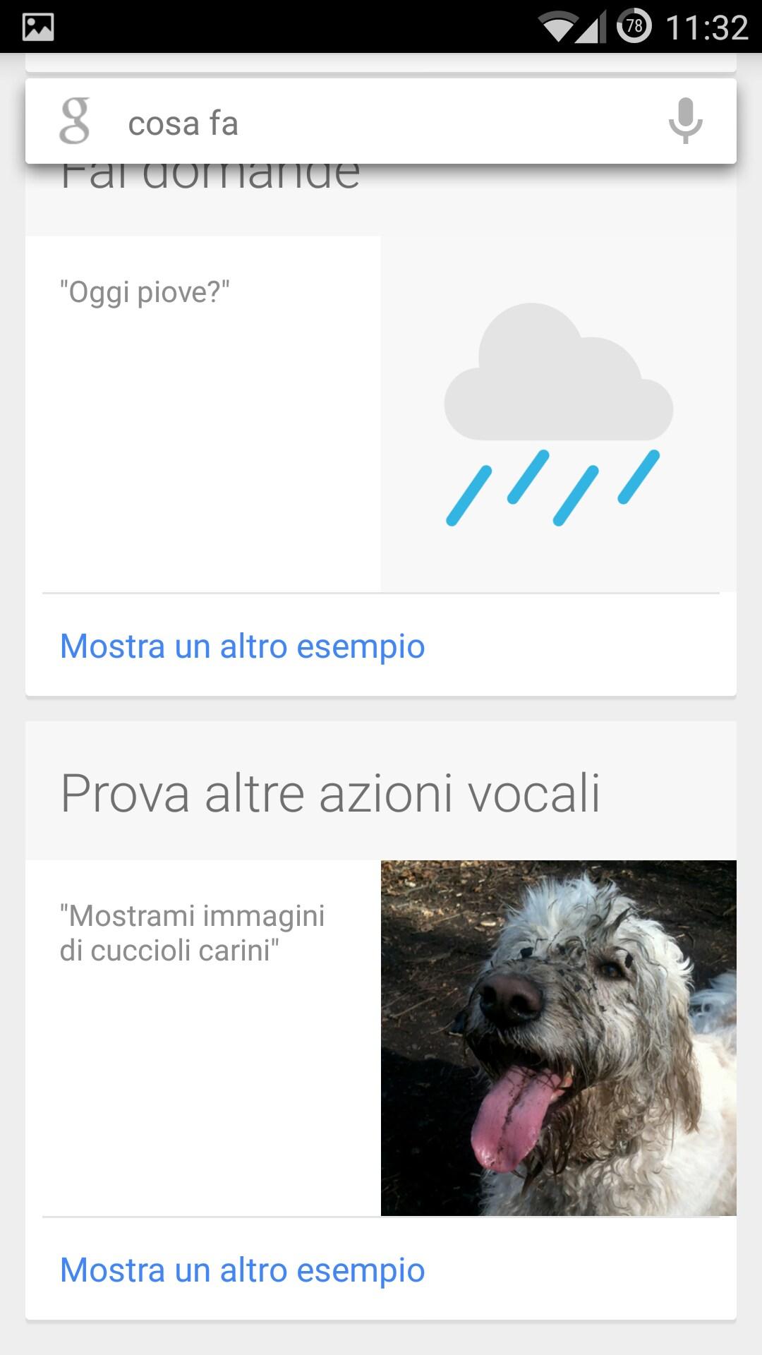 Cosa fa Google Now 2