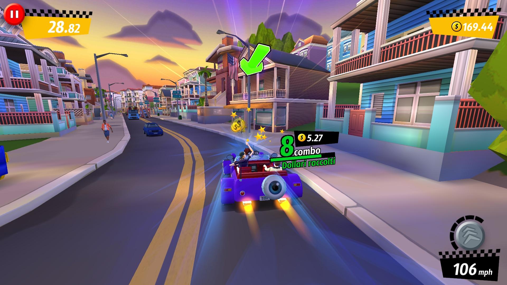 Crazy Taxi City Rush (2)