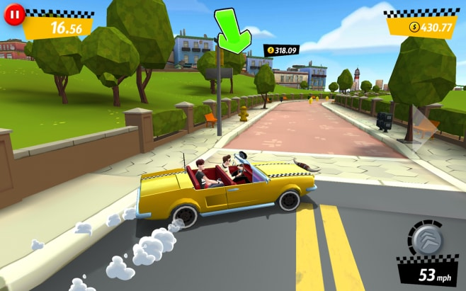 Crazy Taxi City Rush Android (5)