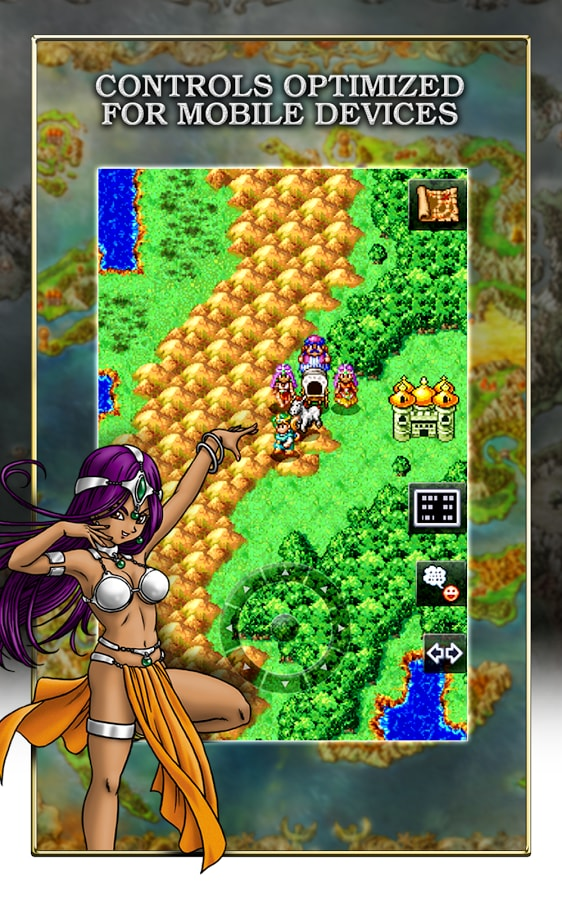 DRAGON QUEST IV Android (5)