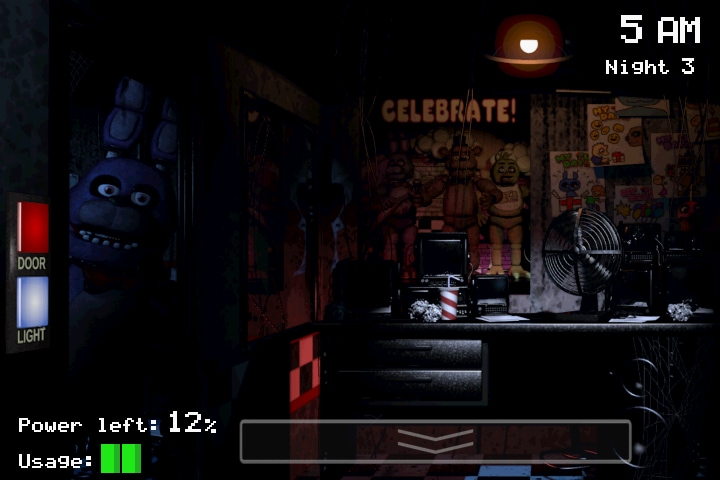 Five Nights at Freddy's (1)