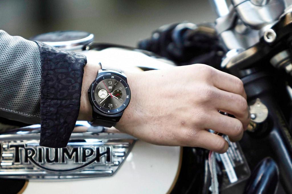 """LG G Watch R ufficiale: ecco il primo """"vero"""" smartwatch Android Wear di LG (foto)"""