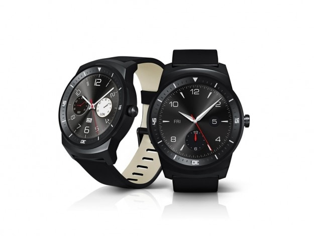 LG G Watch R Render ufficiali 4
