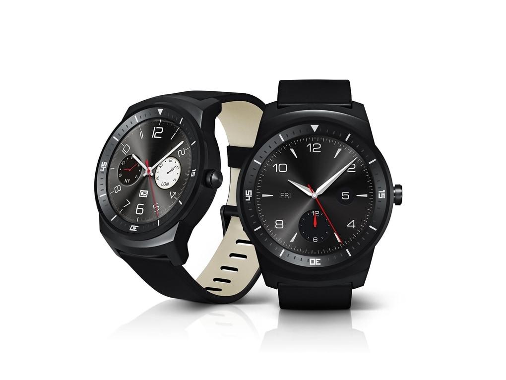 LG G Watch R Render ufficiali 4