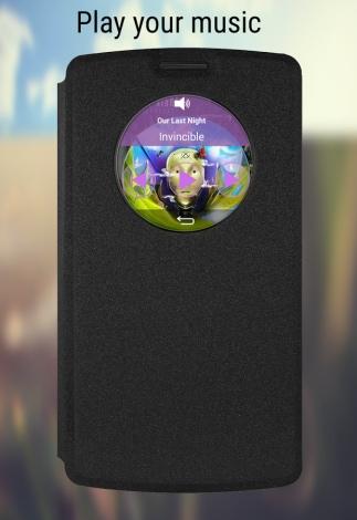 LG Quick Circle Apps 2
