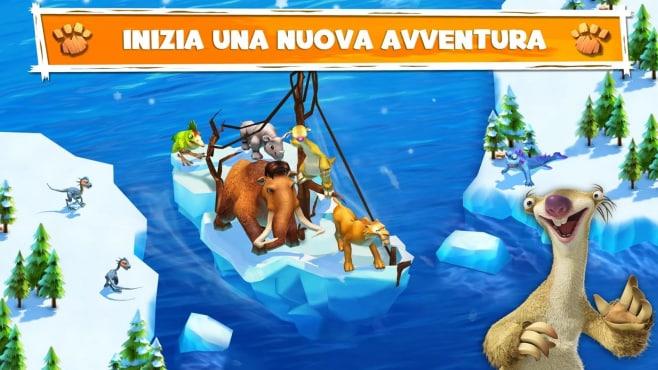 L'era glaciale - Le avventure Android (1)